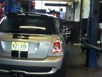 Mini auto repair