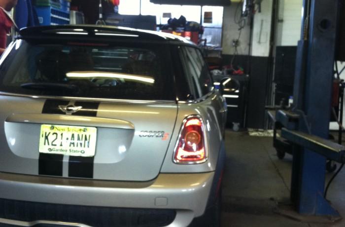 Mini Cooper Repair Bergen County NJ