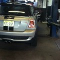 2008 Mini Cooper ignition repair