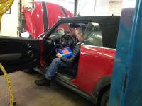 Mini Cooper Diagnose