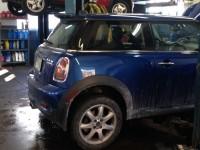 Mini Cooper auto repair
