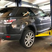 Problems with Land Rover Air Suspension